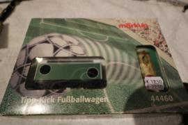 Marklin Tipp-kick voetbalwagon 44460