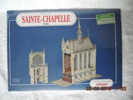 Scheiber-Bogen  modelbouw  Sainte-Chappele