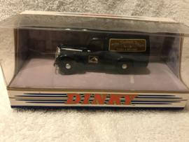 DY8-B 1948 commer 8 CWT Van blauw