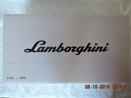 Swarovski, Lamborghini Murcielago LP640, LIMITED!!