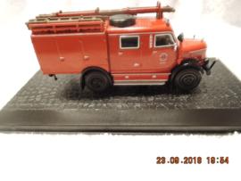 Brandweer magazine models LF 18-TS KruppWidder