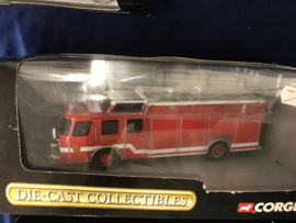 Corgi 52205 E-One Rescue - Boston FD 1:50 NIB *** VERY RARE! *** DIECAST