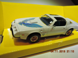 1979 Pontiac Fire bird Trans Am, wit