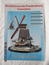 Scheiber-Bogen  modelbouw, De gekroonde Poelenburg Zaandam