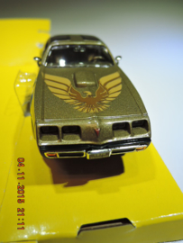 1979 Pontiac Fire Bird Trans Am, goud kleurig