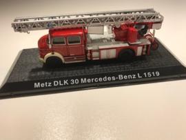 Brandweer magazine models
