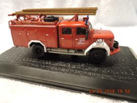 Brandweer magazine models TLF Tam  5500