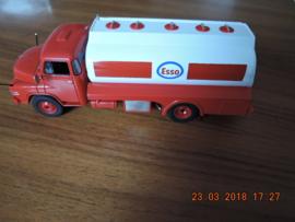 Magazine modellen MAN vrachtwagen ESSO