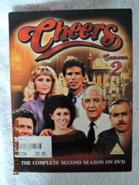 Cheers DVD de complete 2 seizoen