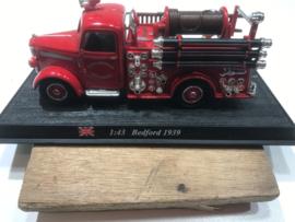 Magazine models Brandweer:  1:43, Bedford 1939