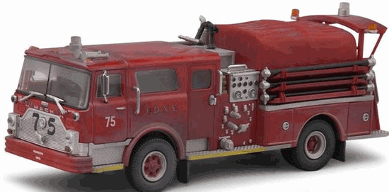 Code 3 Valiant Service FDNY Engine 75 – nr. 13036 (New York)