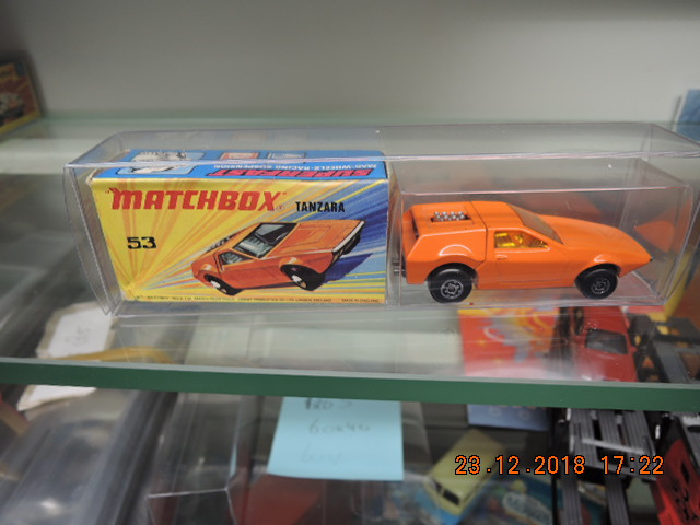 Matchbox, no 53 Tanzara