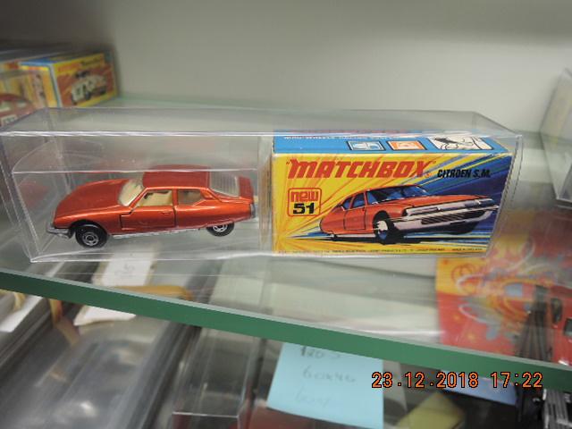 Matchbox, new no 51 Citroen SM