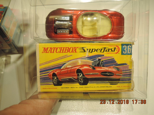 matcbox superfast no. 36