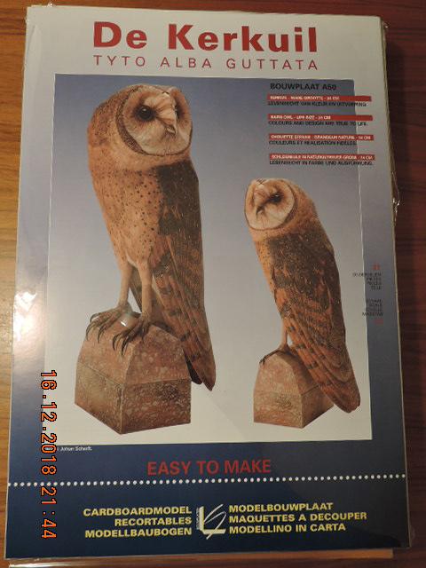 Scheiber-Bogen  modelbouw plaat
