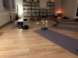 Self-care Yin Yoga & Klankschalen Sessie