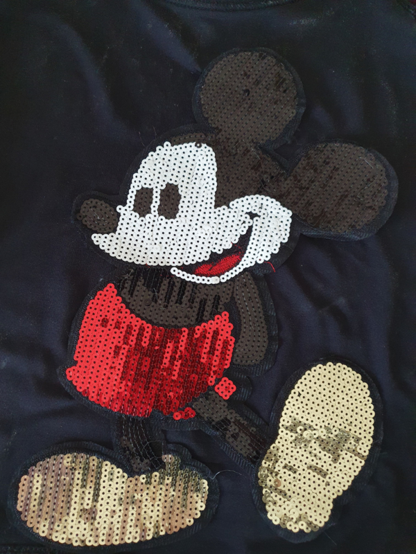 Micky Mouse groot