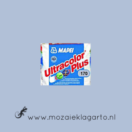 Voegmiddel Mapei Ultra Color Plus 250 gram Lichtblauw  170