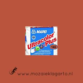 Voegmiddel Mapei Ultra Color Plus 250 gram Terra di Siena 145