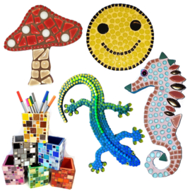 Mozaiek Pakketten geschikt voor kinderen