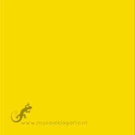 Geglazuurde mozaiektegel Mosa 15 x 15 cm Spectra Yellow 17950