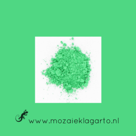 Pigment kleurstof Kalk Groen 25 gram 137