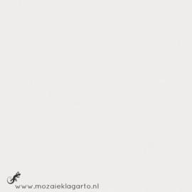Binnen/Buiten mozaïektegel Ce-si 20 x 20 cm Bianco 008