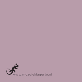 Glasplaat 20 x 20 cm Mauve Opaal SO240-72o