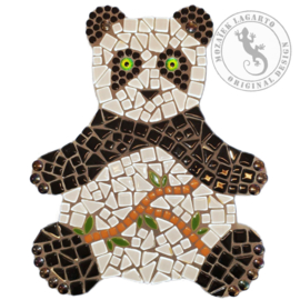 Mozaiekpakket 7-9 Pietje de Panda