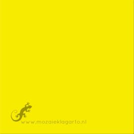 Geglazuurde mozaiektegel Mosa 15 x 15 cm Accent Yellow 16920