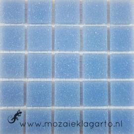 Basis glastegels Maagdenpalmblauw per 225 tegels 017