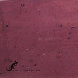 Glasplaat 20 x 20 cm Transparant Amethist CAG009t