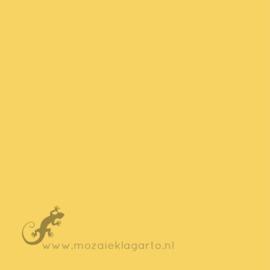 Geglazuurde mozaiektegel Mosa 15 x 15 cm Golden Yellow 19950