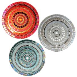 Mozaiekpakket 3 Schaal Cameleon 3 kleuren