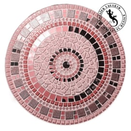 Mozaiekpakket 5 Schaal Sprite Roze