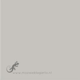Geglazuurde mozaiektegel Mosa 15 x 15 cm Light Grey 6400