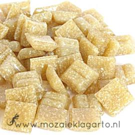 Basis  glastegeltjes 1 x 1 cm per 50 gram Biskwie 032
