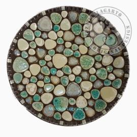 Mozaiekpakket 12 Schaal Flintstone Retro Rock