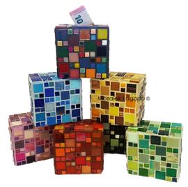 Mozaiekpakket 44 Spaarpot