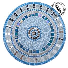Mozaiekpakket 5 Schaal Sprite Aqua