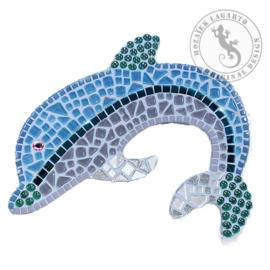 Mozaiekpakket 7-6 Dolly de Dolfijn