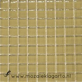 Glastegeltje Murrini Beige per 81 tegeltjes 058