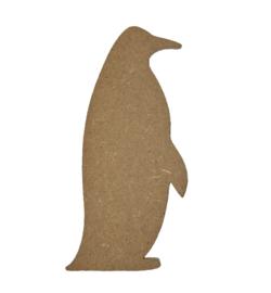 Ondergrond voor mozaiek Mini MDF Pinguïn 001