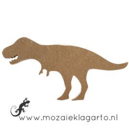 Ondergrond voor mozaiek Mini MDF Dino 005