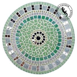 Mozaiekpakket 5 Schaal Sprite Groen