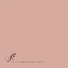 Geglazuurde mozaiektegel Mosa 15 x 15 cm Sea Shell Pink 18980