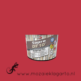 Voegmiddel Sopro Rood 250 gram 091