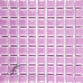 Keramiek tegel 10x10 mm per 81 Lila 045