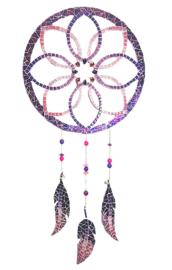 Mozaiekpakket 48 Dromenvanger Primavera Paars/Roze