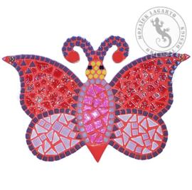 Mozaiekpakket 7-7 Vera de Vlinder